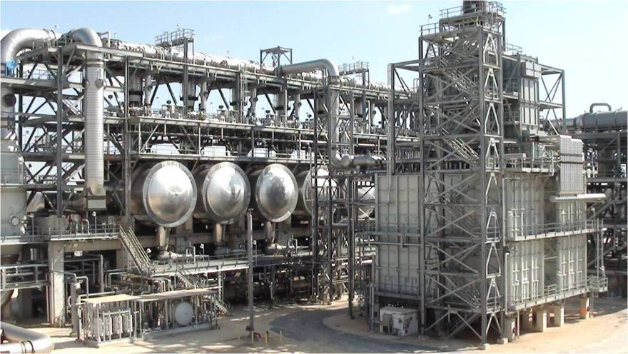 world's largest pdh plant